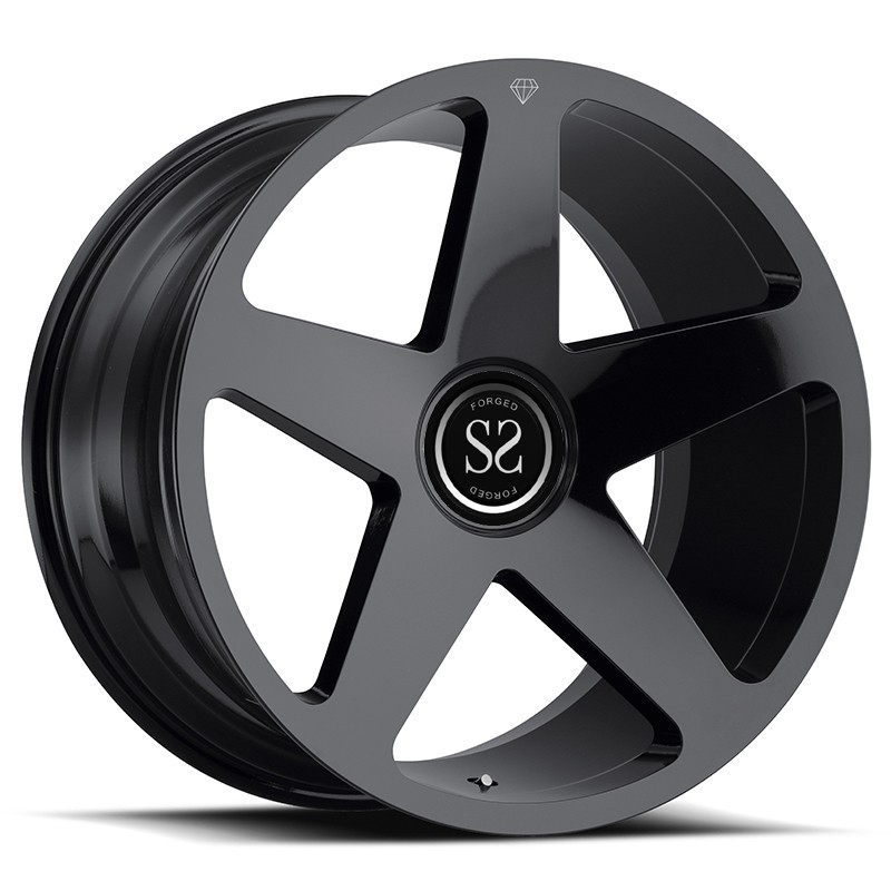 forged off road 4x4 5x114.3 matte black aluminium wheels rims alloy rim