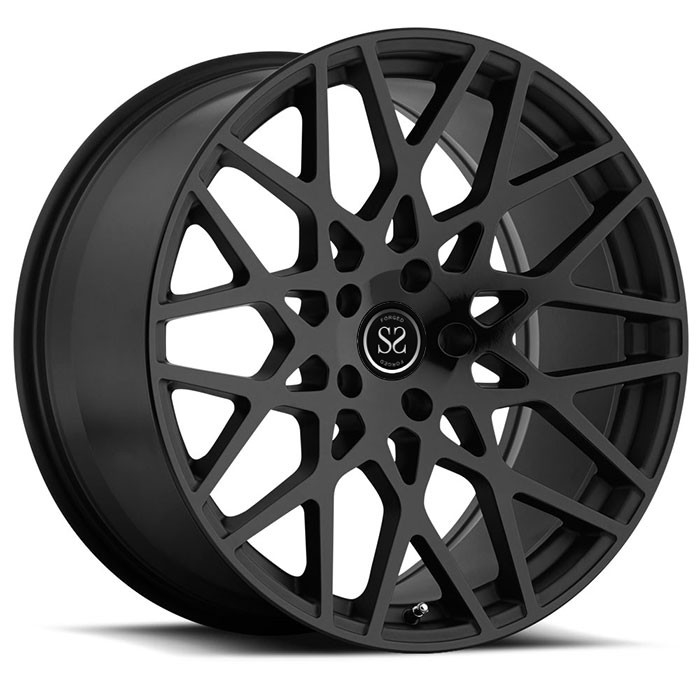 4*100 alloy wheel with germany standard forged rims wholesale from china