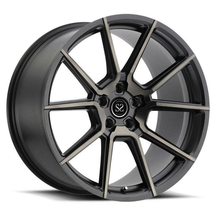 germany standard 1-piece forged alloy wheel from china manufacture with best price